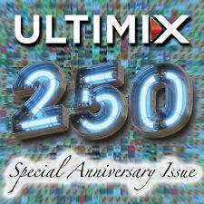 Ultimix 250 CD Justin Timberlake Bruno Mars Jax Jones Pink Rock n Roll Medley