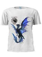 Game OF Thrones T-Shirt Targaryen Dragon Men Women Unisex Tshirt M207