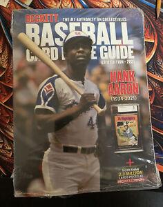 Beckett 2021 Baseball Card Guide