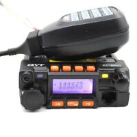 QYT KT-8900 25W Mini mobile Radio Dual band 136-174&400-480MHz Two Way Radio