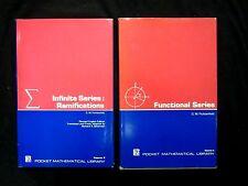 LOT 2 Infinite Series: Ramifications, Functional Series 1970 G. M. Fichtenholz