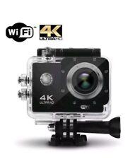 Ultra HD 4K 30FPS 170° Action Sports Camera 16MP Wifi Video 30M Waterproof H.264