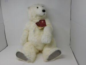 Charlie Bears Collectable Portia Prema Polar teddy Bear Bears MISSING PORTIA