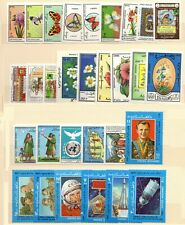 Afghanistan - 30 different stamps - MNH