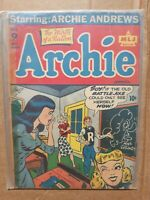 Archie Comics #9 - 1944 - Archie Publications - Golden Age Comic Book - Complete