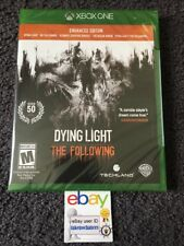 Dying Light: The Following - Enhanced Edition XBOX ONE 1 Brand New Sealed
