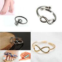 Women Toe Ring Fashion Retro Simple Jewellery Beach Lady Jewelry Halloween Gifts