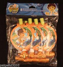 Designware Nick Jr. Go Diego Go 8 Medallion Party Blowouts Blow-Outs