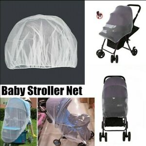 Baby Mosquito Net for GRACO stroller infant Bug Protection Insect Cover New