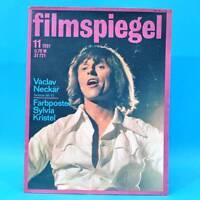 DDR Filmspiegel 11/1981 Olsenbande Gary Cooper Claudia Cardinale Henry Fonda E
