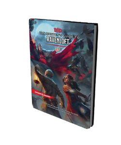Dungeons & Dragons Van Richten's Guide to Ravenloft Brand New Sealed