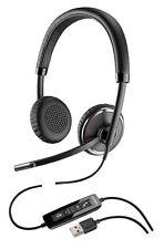 Faltbare Plantronics Mono-Computer-Headsets