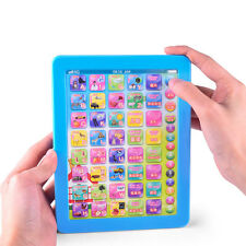 English Electronic Tablet Pad Educational Learning Machine Toy Gift for Children
