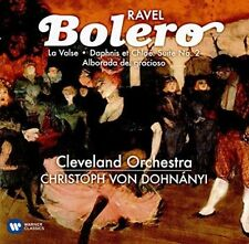 RAVEL: BOL'RO; LA VALSE; DAPHNIS & CHLOE SUITE NO. 2; ALBORADA DEL GRACIOSO NEW