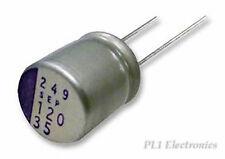 PANASONIC   6SEPC680M   CAP, ALU ELEC, 680UF, 6.3V, RAD