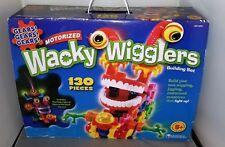 NEW Gears! Gears! Gears! Wacky Wigglers Motorized Building Set