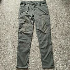 Lululemon Men's gray pants size 34