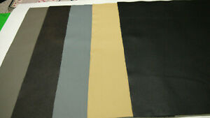 """Large Leather panels 5 pieces Top Quality Large 18"""" x 24"""""""