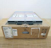 Neu Cisco UCSB-B480-M5 UCS B480 M5 Blade without CPU mem HDD mezz New Open Box