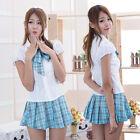 Sexy Lady Japan High School Girl Dress Uniform Women Adult Cosplay Costume New