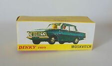 REPRO BOX DINKY n. 1410 Moskvitch
