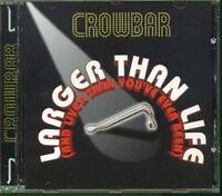 Crowbar - Larger Than Life [New CD] Canada - Import