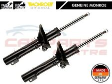 FOR AUDI TT 8N+ ROADSTER 1.8 T QUATTRO 98-06 MONROE FRONT GAS SHOCK ABSORBERS