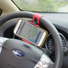 Universal Car Steering Wheel Clip Mount Holder Cradle Stand For Mobile Phone