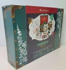 American Girl Tenney's Journal Kit Set for Girls Tenney Grant NEW - NO 🍁 FEES
