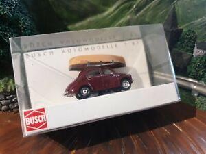 Busch Renault 4cv 46510 Mint
