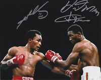 Sugar Ray Leonard / Tommy Hearns 8x10 Signed Photo Autographed REPRINT