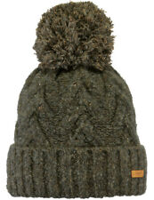 Barts Iphe Bobble Hat in Army