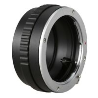 Adapter Ring For Sony Alpha Minolta AF A-type Lens To NEX 3,5,7 E-mount Cam Q1D2