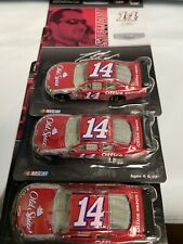 Tony Stewart #14 Nascar Old Spice 1:64 Diecast Car Pit Stop ( Set Of 3)