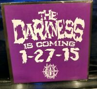 Twiztid - The Darkness Sampler CD SEALED insane clown posse boondox blaze mne