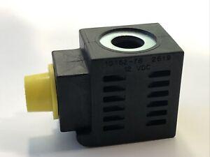 Deltrol Fluid Products 10162-78 2619 , 12 Volt DC Solenoid - NEW