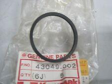 KAWASAKI NOS BRAKE CALIPER SEAL 43049-002 Z1 Z1R KH250 400 500 Z900 Z1300 Z1000