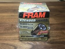 Engine Oil Filter-VIN: C, FI Fram Xtended Guard XG10060 New