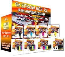 Drucker Patronen für Epson 603 XL Expression Home XP 2100 2105 3100 3105 4100