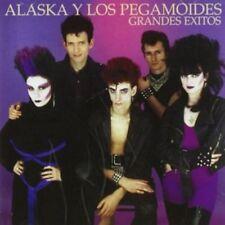 ALASKA Y LOS PEGAMOIDES - GRANDES EXITOS [CD]