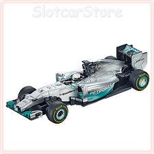 "Carrera GO 64039 Formel 1 Mercedes-Benz F1 W05 Hybrid ""L.Hamilton No.44"" 1:43"