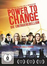 DVD * POWER TO CHANGE - DIE ENERGIEREBELLION # NEU OVP %