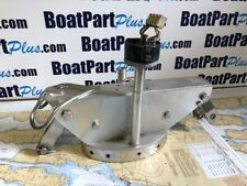 """Stainless Steel Mast Head from a Ketch Rig 9"""" x 5 1/2"""" Mast"""