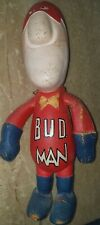 Bud Man Foam Rubber Display