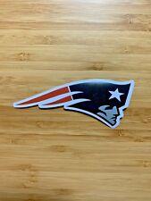 New England Patriots NE Pats NFL Football Decal Sticker Team Logo Design Team