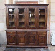 Libreria Con Ante Di Vetro.Libreria Con Vetro A Librerie Mensole E Scaffali D Antiquariato