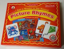 I Spy A Mouse in The House! Picture Rhymes Learning Game PreK & K Carson-Dellosa