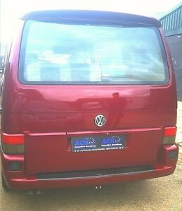 VW T4 Transporter rear bumper protector step cover trim BRAND NEW ACH Glassfibre