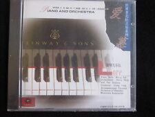 Piano and Orchestra - Love - Orchestra of Shanghai - China Records - NEU&OVP!
