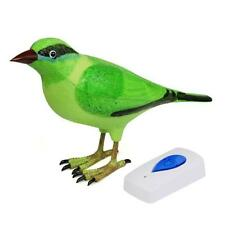 Home Wireless Bird Remote Control Chime Doorbell Alarm wireless Digital doorbell